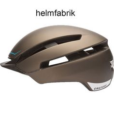 E-Bike-Helm,Fahrradhelm, Pedelec Helm Cratoni C-Loom brown-blue