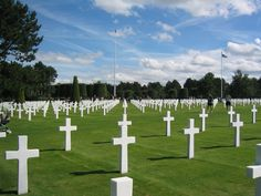 Normandy..........some gave all. hope to visit here on the Paris Travel Abroad Trip...I will walk amoung you all someday with my grandson...Logan