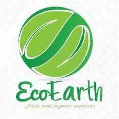 #Eco #Earth logo