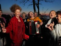 Accordionist Photo – Crimea Picture – National Geographic Photo of the Day
