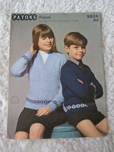 Knitting Patterns, Fitness, Illustration, Style, Fashion, Vintage Kids Fashion, Vintage Kids, Swag, Moda