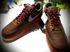 201512 Nike AF1