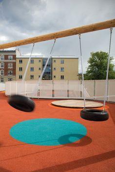 #Playground time
