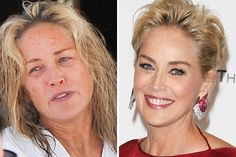 Sharon Stone is one of the older actresses to still be in the business, and even after all of these years she still looks great for her age: it's amazing what taking proper care of your body will do for you in the long term. Stone is currently 57 years old.