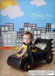 Holy cute batman! Lol