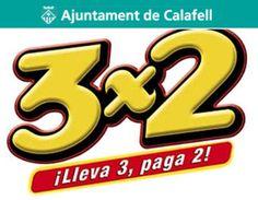 WEBSEGUR.com: OFERTA DEL ALCALDE, ¡3X2!