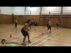 #CAPAthletes- Central Pulse Team - YouTube