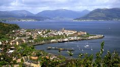 Dunoon - Holy Loch  My birthplace!!!!!