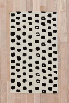 Char-Bea By Ashley G Dotted Stripe Rug
