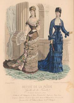 Revue de la Mode 1877 (V/1)