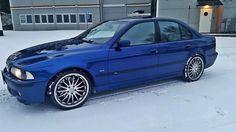 BMW E39 blue Bmw 528i, Bmw E39, Paint Color Codes, Bmw 5 Series, Vip, Cars, Retro, Design, Log Projects