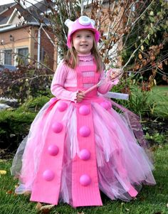 """Princess dalek costume - Halloween Costumes this year?  Maybe convince E it is an """"Elsa Dalek"""" lol"""