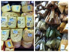 Ponto de visita obrigatório em São Paulo, o Mercado Municipal é um paraíso de sabores e cores. O Mercadão, como é conhecido, é um dos mais tradicionais pontos gourmets da cidade. Além de admirar a linda contrução com seus vitrais coloridos, láé possivel encontrar peixes, frutas, doces, queijos …. Não deixe de provar os famosos …
