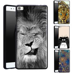 Hard or Soft Silicone Case For Huawei Ascend P8 Lite Cover Cases For Huawei Ascend P8 Lite #clothing,#shoes,#jewelry,#women,#men,#hats,#watches,#belts,#fashion,#style