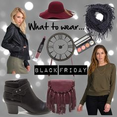 A fashion look from November 2015 by gojane featuring Black Friday Steals.