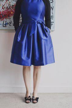 Brian Bailey dress.