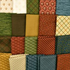 cotton We try to photograph colors as accurately as possible. All monitors display colors differently. Please do not try to match other fabrics or threads directly to the pictures. Fat Quarters, Homesteading, Rustic, Quilts, Blanket, Carpenter, Fabric, Crafts, Craft Ideas