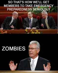 LDS General Conference Meme  hahahaha