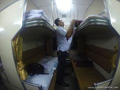 bangkok to chiang mai sleeper train