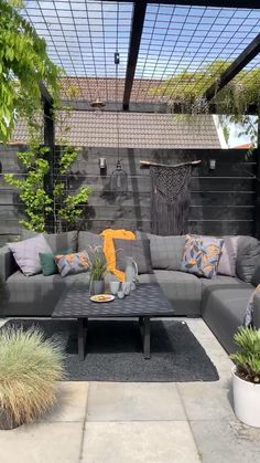 Outdoor Decor, Garden Design, Garden Tiles, Garden Seating Area, Outdoor Garden Furniture, Seating Area, Outdoor Patio Decor, Outdoor Deck Decorating