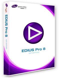 EDIUS Pro 8.5 Crack