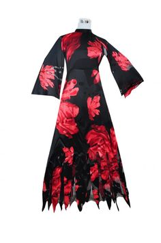 This pure silk umbrella cut ankle length gives you the elegant and sophisticated look that you desire. This is for a reserved, sophisticated woman who's self-sufficient.  #Smize #wiwt #BOT #Fashionista #Floral #Statement #Extra #Milleniel #Xennials #Fashionable #Designer #Clothingline #Dress #Model #Personality #Highlight #Women #instafashion #OOTD #HighFashion #whatiwore #clothes #fashionaddict #fashionblog #fashiondiaries #fashiongram #fashionpost #fashionstyle Pure Silk, Ankle Length, What I Wore, Fashion Addict, High Fashion, Pure Products, Elegant, Floral, Creative