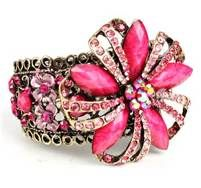 Shades of Pink Statement Ring