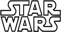 Resultado de imagen de logo de star wars