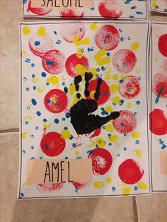 School Jobs, Petite Section, Art Plastique, Montessori, Art For Kids, Back To School, Street Art, Kindergarten, Mixed Media