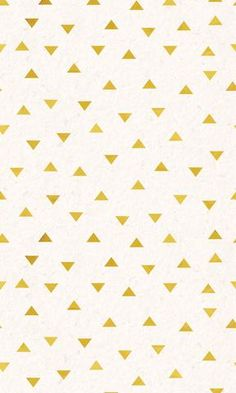 *NEW Small Gold Triangles Photo Backdrop