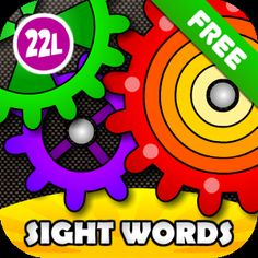 Five Sight Word Apps to Help Your Kids Learn to Read | While He Was Napping