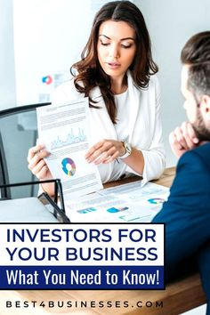 Tips on how to get your small business funded by venture capital and angel investors (good info for family and friend investments also). How to find private investors, prepare a pitch and present your startup ideas successfully. Best Business Ideas, Business Tips, Online Business, Starting A Business, Business Planning, Most Successful Businesses, Small Businesses, Business Angels, Business Valuation