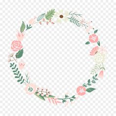 69 Ideas Flowers Png Photoshop Clip Art - Gardening for beginners and gardening ideas tips kids Art Floral, Frame Floral, Flower Frame Png, Flower Circle, Picture Frame Wreath, Flower Picture Frames, Flower Pictures, Clipart, Molduras Vintage