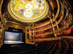 Opera ganier Paris
