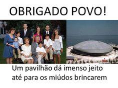 Será que a Ponte Vasco da Gama, o Pavilhão Atlântico, as acções do BPN, etc, já chegam para saciar a ganancia desta família de marajás Silva?