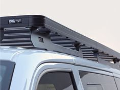 The CVC VW Vanagon tin top expedition aluminium Front Runner roof rack is a solid light weight modular system that can be set up for you and your ve. Vw T5, Volkswagen Transporter, T5 Transporter, Patrol Y61, Nissan Patrol, Van Roof Racks, Steel Roofing, Tin Roofing, Roofing Shingles