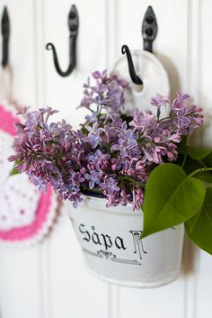 All Things Shabby and Beautiful Lilac Flowers, Love Flowers, Spring Flowers, Beautiful Flowers, Lilac Bouquet, Pink Roses, Flower Power, My Flower, Deco Floral