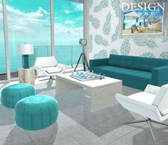 Design Home App, House Design, Design Homes, Outdoor Furniture Sets, Outdoor Decor, Dining Table, Couch, Chair, Room