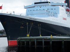 Today is the anniversary of the maiden voyage of the cruise liner Queen Elizabeth 2 or . 10 facts about this ship: It is no. Queen Mary 1, Rms Queen Elizabeth, Cunard Ships, Earth Powers, Life Goals Future, North Shields, Floating Hotel, Double Decker Bus, Dubai Hotel