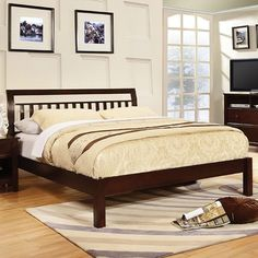 Corry Bed collection - CM7923