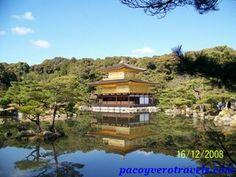Templo de Oro Kyoto #japon http://www.pacoyverotravels.com/2014/01/viaje-japon-por-libre-en-dos-semanas.html