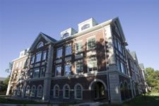 Library at The College of New Jersey, aka Trenton State College, West Trenton, NJ - A couple of good summers studying there.