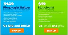 SimplyFun now has TWO ways to be apart of the family!! PLAYOLOGIST BUILDER: For the person who wants to make some great income, have the chance to earn products, cash, business supplies and other rewards, be able to promote and mentor a team PLAYOLOGIST: For the person who wants to sell every once in a while but want to save money on our award-winning games