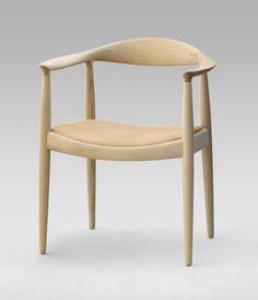 The Chair por Hans J. Wegner // PP Møbler