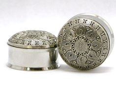 Silver Flower Tribal Style Plugs 1/2 9/16 3/4 7/8 by arksendeavors