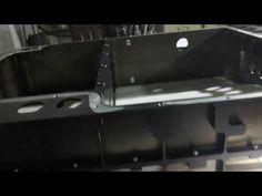 6061-T6 aluminum enclosure case cover assembly Engine Block, Car Engine, Cover