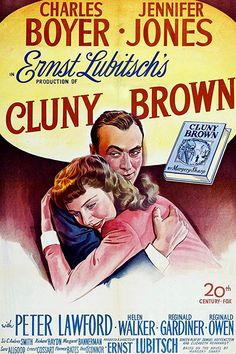 Cluny Brown (1946) - Charles Boyer, Jennifer Jones, Peter Lawford