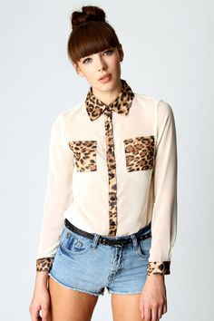 need to get my hands on some cheetah print clothing