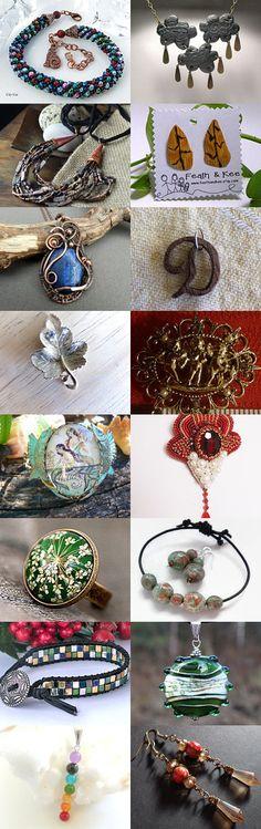 **Tempting Jewelry** by Christine Tarski on Etsy--Pinned with TreasuryPin.com