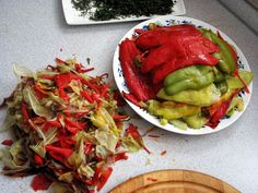 Mery13: Nakladaná pečená paprika ... Ratatouille, Ethnic Recipes, Food, Red Peppers, Meal, Eten, Hoods, Meals